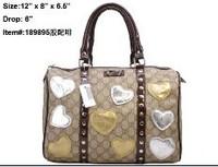 free shipping fashion style Handbag Women lady bag purse with heart 189895