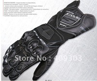 Five RFX1  Leather Glove  motorcycle motorbike    gloves  two color available