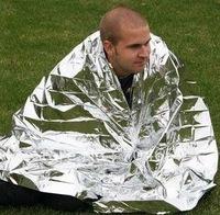 Outdoor Survival Blanket Camping Blanket 210*160CM (BIG SIZE) 10 pcs/lot