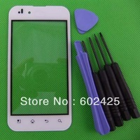 Digitizer Touch Screen FOR LG Optimus White P970 FREE TOOLS FREE SHIPPING