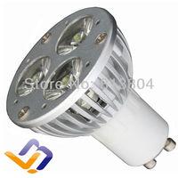GU10 4.5W LED Spot Light Bulbs Lamp Warm white 3X1W Downlights Down 110-240V