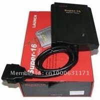 hot promotion for Launch Super-16 connector for diagnostic tool X431 Super scanner update via internet