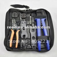 2015 New ROPC-2 MC4 Crimper/Solar Crimping Tool Kits for 2.5-6.0mm^2 MC3/MC4 connectors