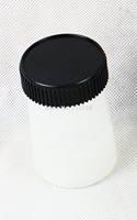 Bottle for spray tanning gun
