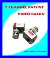 Single channel passive video Balun