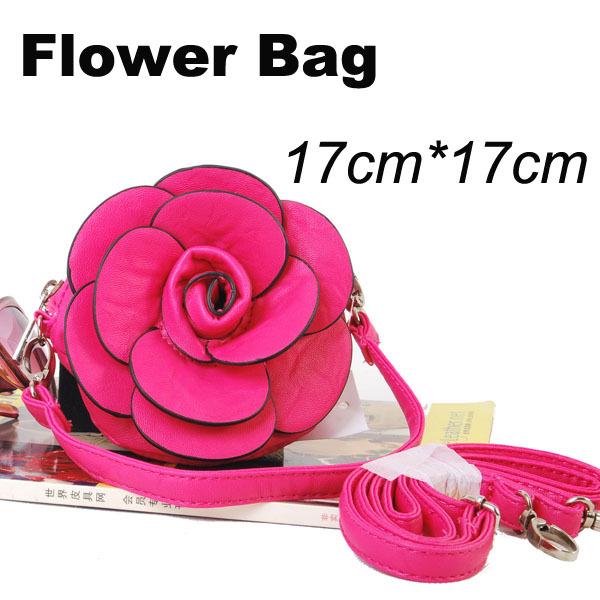 8d108b1f7b8a лот-искусственная-кожа-мода-красочный-цветок-плеча-посыльного-руки-мешок-монет-мобильный-чехол- сумка-кошелек-кошелек, Вы не должны упустить эту возможность, ...