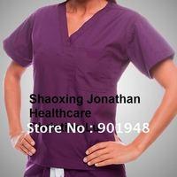 medical scrub top