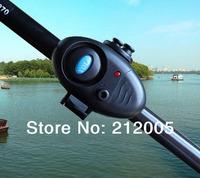 Free shipping Outdoor Electronic Fish Bite fishing Alarm fishing Finder Sound Alert Running LED Clip on Fishing Tool