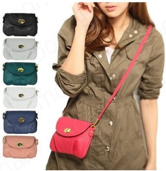 2013 New !! Women's Handbag Satchel Shoulder leather Messenger Cross Body Bag Purse Tote Bags Free Shipping