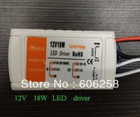 10pcs DC 12V 1.5A led light  transformer LED constant voltage power supply adapter 18W