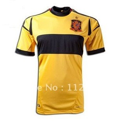 Spain goal keeper 2012 jersey(China (Mainland))