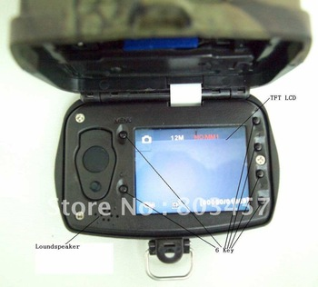 Master Hunting Monitor,Specialist Hunt Monitor,LTL Acorn HDVideo 12MP MMS CellularMobile Scouting Trail Camera - LTL-6210MM CAMO