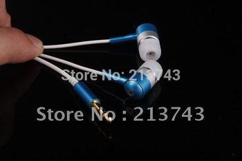 Metal In-Ear Earphone Headphone Earbuds for iPod MP3 1st