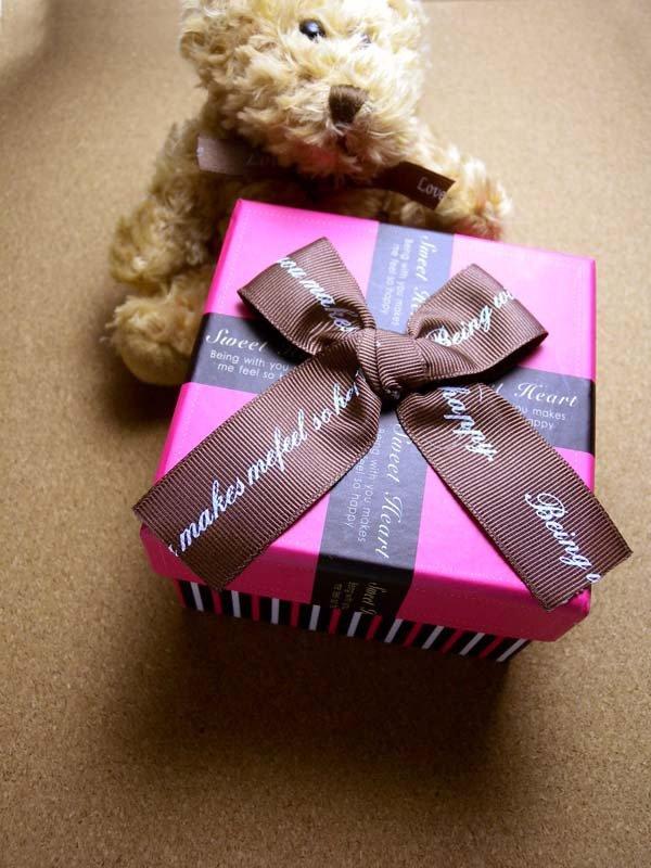 FREE SHIPPING/rainbow box/jewellry box/gift box//50pcs/lot(China (Mainland))