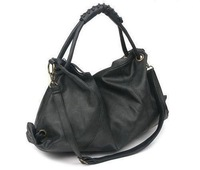 2013  Hot Sale New Korean Style Lady Hobo PU Leather Women Handbag Shoulder Bag Hotsale New CZ113
