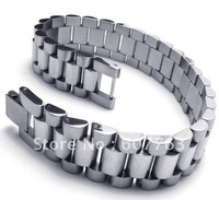 New Arrival 316L Stainless Steel Raolex Style Band  Link Lady's Bracelet BYS087,Hot Gift,Free Shipping