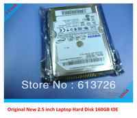 Free Shipping Genuine New For Samsung 2.5 inch 160GB IDE Laptop Hard disk drive hdd HM160HC