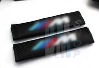 Safety Belt Holder Carbon Fiber Alike. For Bimmer Drivers.  - Code: B022