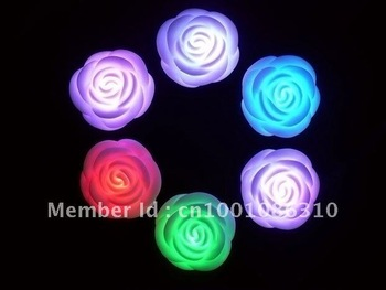 Led Rose Flower Light,led illumination,roses love lamp,led wishing lights,flower light   ACL07