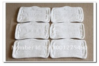 6 New Microfiber Pads Washable Fits Steam Mop S3101