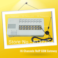 New Arrival! 16 Channels GOIP Device,16 ports GoIP GSM Gateway for Call Termination 850/900/1800/1900mhz, IMEI changing