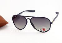 New style Designer sunglass Fashion sunglass men's/women's Brand name 4180 LITEFORCE sunglass Blue frame Grey lens Polarized
