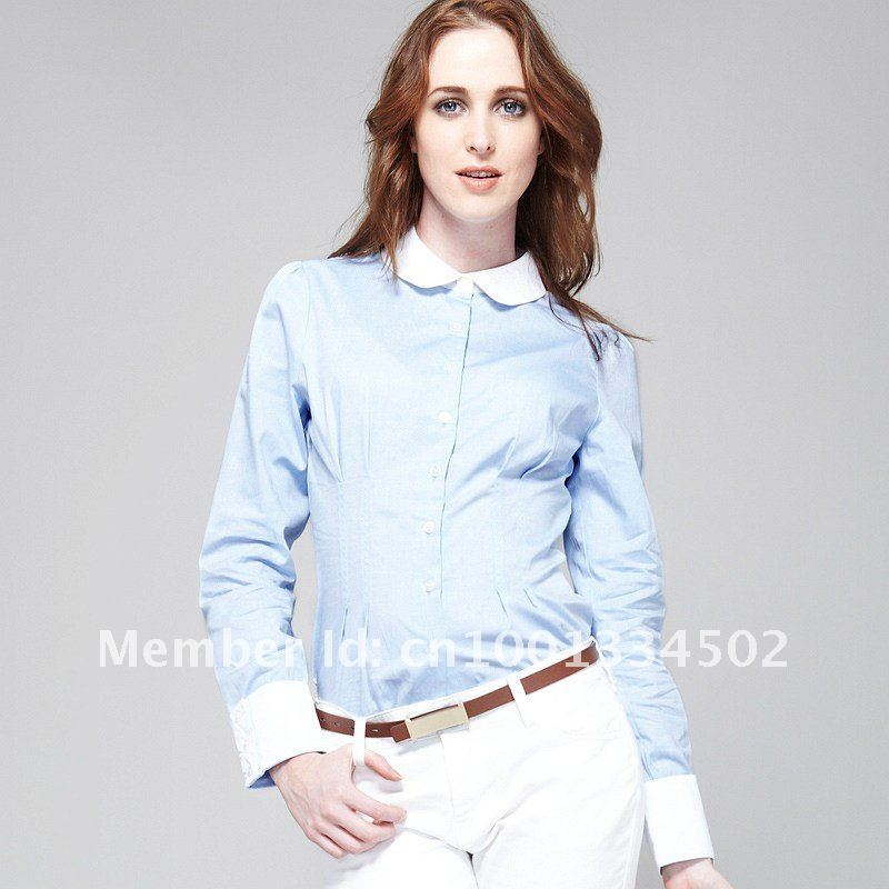 Light Pink Oxford Shirt Oxford Shirt Women Light