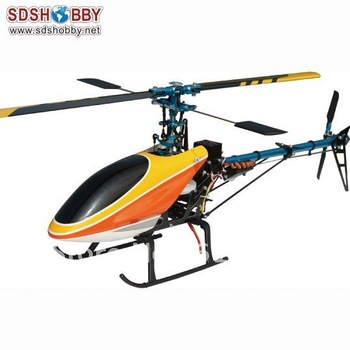 XYH 450V2 Electric Helicopter RTF with FS-CT6B 2.4G 6 Channel Left Hand Throttle (Metal Version)