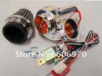 high quality Electric Turbo Turbo 500 For motorcycle Motor Bike Motorcycle electric turbocharger suite Turbo 500