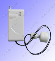 Free shipping wireless water leakage alarm,water leakage detector for home alarm system
