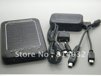 High Quality Portable Mobile Phone Solar Battery Charger For Travelling