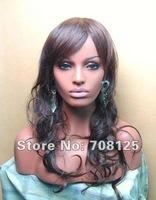 Fiberglass Realistic Black Mannequin Head Bust