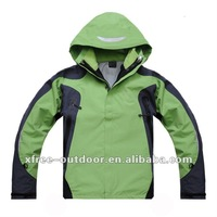 Outdoor winter coat  woman windproof jacket