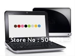 Free shipping sell like hot cakes colorful Mini 1012 netbook, with 3 g Internet function, comput ...