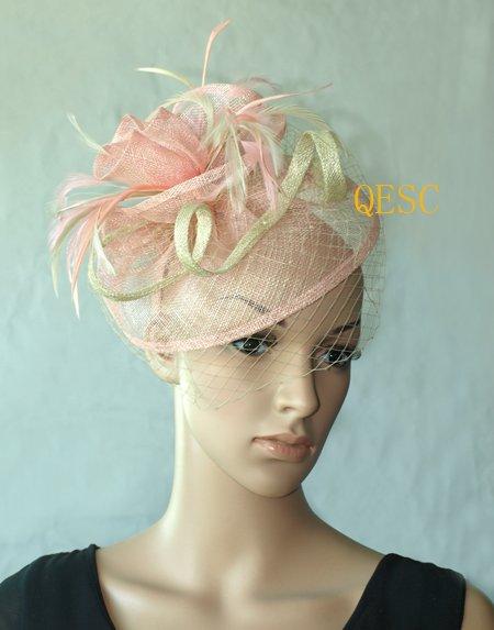 Cream Fascinator Headband Promotion Shop for Promotional Cream