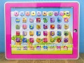 Free shipping Spanish toy Y-Pad  ,Y PAD Learning Toys For Kids,Pink and Blue Mixed,Music and Led Light,6PCS/Lot,
