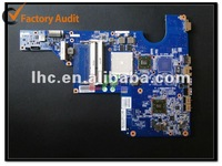 597674-001 for HP laptop mainboard GM CQ62 motherboard with fully tested and  high quality+warranty