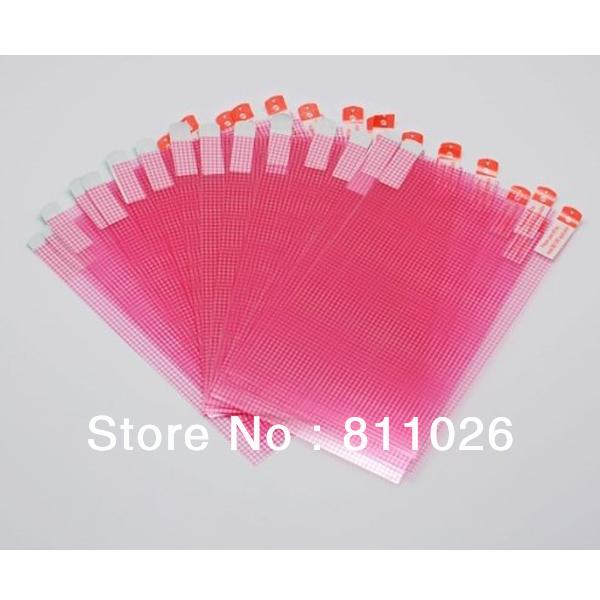 free shipping TABLET PC screen protector 8/9/10.1 inch screen protector cut off screen protector,high quality,10pcs/lot(China (Mainland))