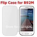 Flip Case for B92M china I9300 phone black and white