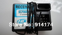 free shipping Henglong rc car 3851-2 mad truck parts, 27Mhz AM receiver for HL3851-2