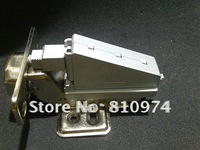 60 X Cabinet Hardware Hinges with LED Hydraulic buffering  Hinge self close  In Sert Free Shipping