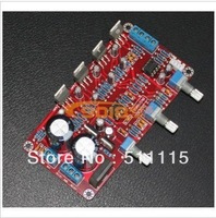 2.1-channel LM1875 + NE5532 amplifier boards (finished board)