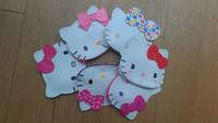 Free shipping(9pcs/lot)  Hello kitty Coin Purses coins bag zero wallet small  size wholesalses