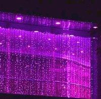 6x3m 600LEDs lights flashing lane LED String lamps curtain Christmas home garden festival lights 110v-220v EU UK US AU
