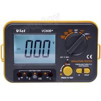 NES VICI VC60B+ Digital Insulation Resistance Tester Megger MegOhm Meter