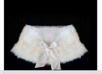 Free shipping urged bride wedding wrap bride fur wool shawls wedding scarves wrap winter cappa tippet 011
