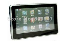 Free shipping 4.3inch GPS Navigation System Poineer 4GB +FM  car navigator 3D map Drop shipping Christmas gift (NC-537)