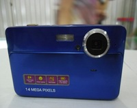 Domestic DC-680 digital camera 14 million pixels 2.7-inch display card type camera