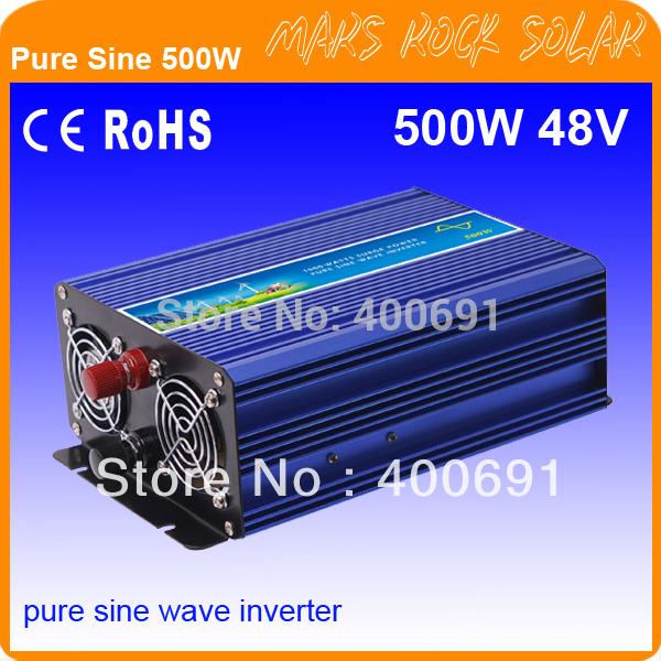 Инверторы и Преобразователи MARSROCK 500W 48VDC 110 /220 Off , 1000W CZ-500S блок питания пк chieftec gpe 500s 500w gpe 500s