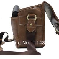 leather shoulder bag slr dslr korean vintage digital camera bag